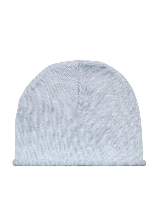Gorro de algodón azul - Prénatal