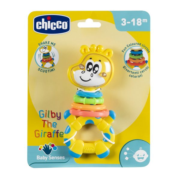 GILBY LA JIRAFA - Chicco