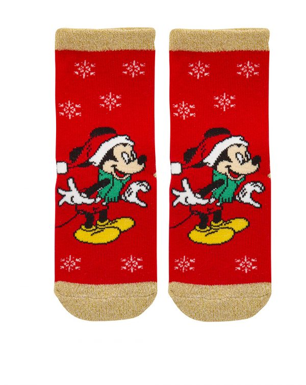 Calcetines antideslizantes de Minnie