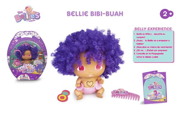 BELLIE BIBI-BUAH - THE BELLIES
