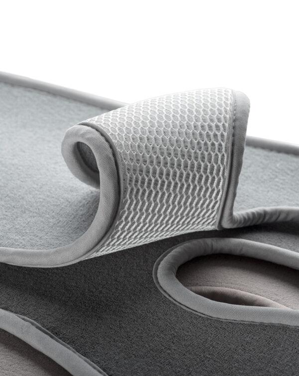 COLCHONETA 3D AIRLAYER PARA SILLA DE PASEO ROJA - AirCuddle