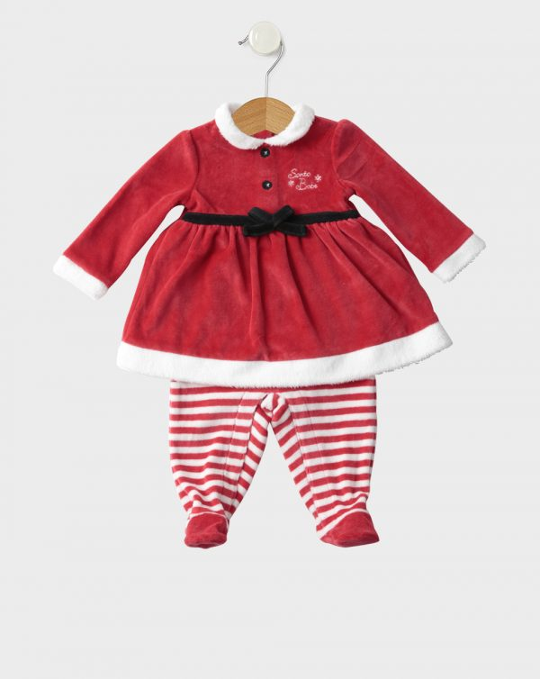 Pelele de chenilla de Navidad - Prenatal 2