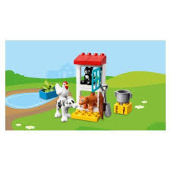 LEGO DUPLO ANIMALES DE LA GRANJA - Lego