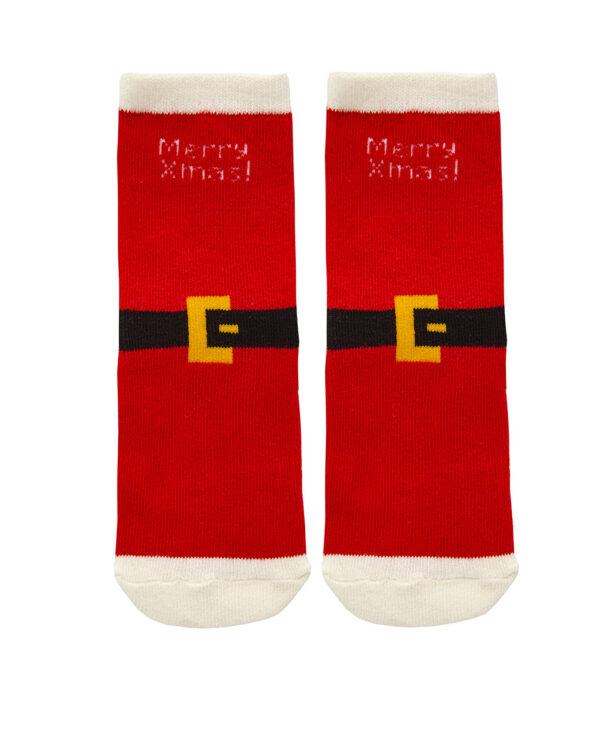 Calcetines antideslizantes de Navidad