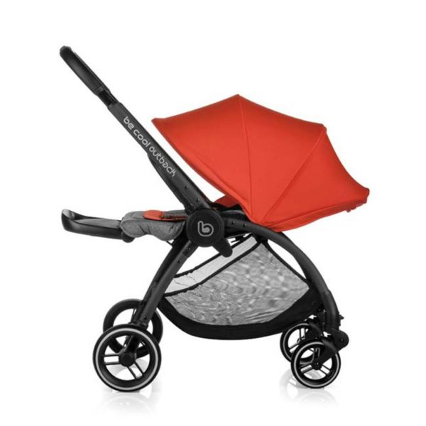 SILLA MODULAR OUTBACK BE SOLID-POPPY - Be Cool