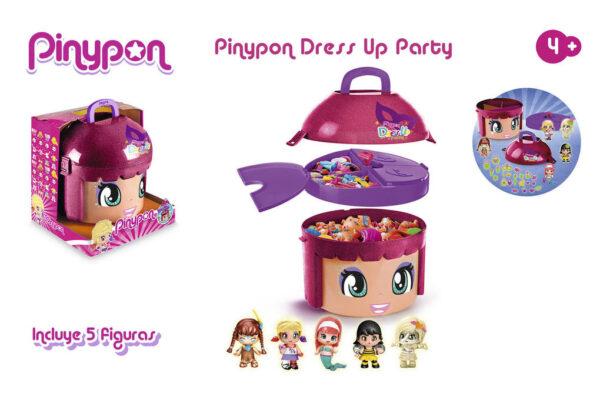 PINYPON. DRESS UP PARTY - Pinypon