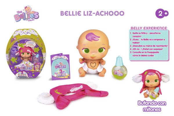 BELLIE LIZ-ACHOOO - THE BELLIES