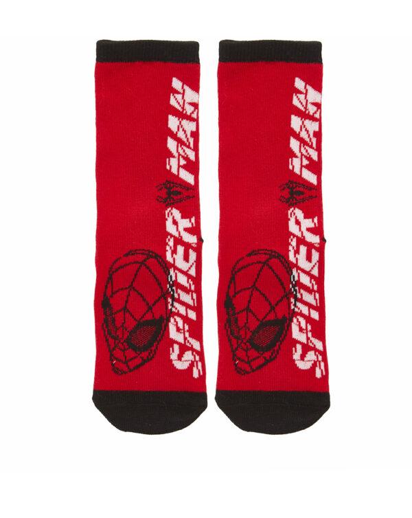 Calcetines antideslizantes con estampado de Spider-Man - Prénatal