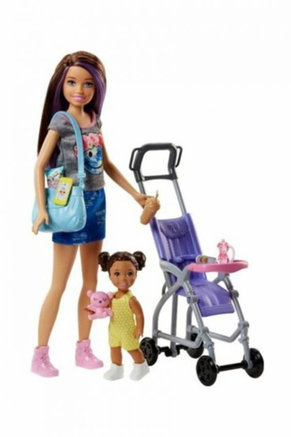 PLAYSETS CANGURO DE BEBÉS - Barbie