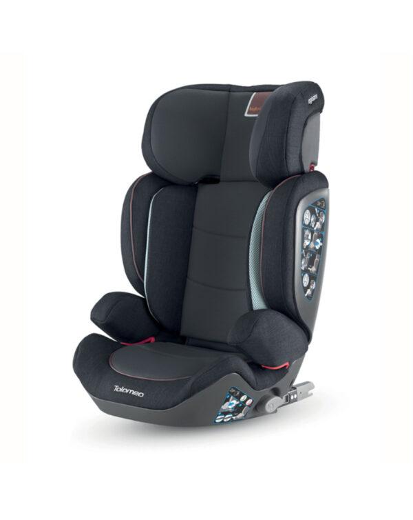 Silla de coche Tolomeo i-fix black (gr. 2/3) - Inglesina