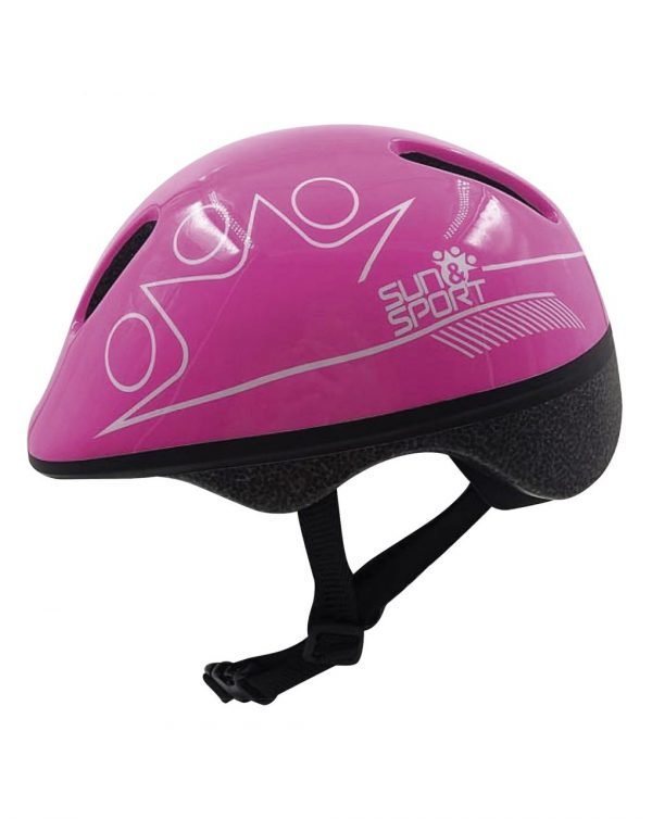 CASCO REGULABLE LILA 50-52 - Sun&Sport