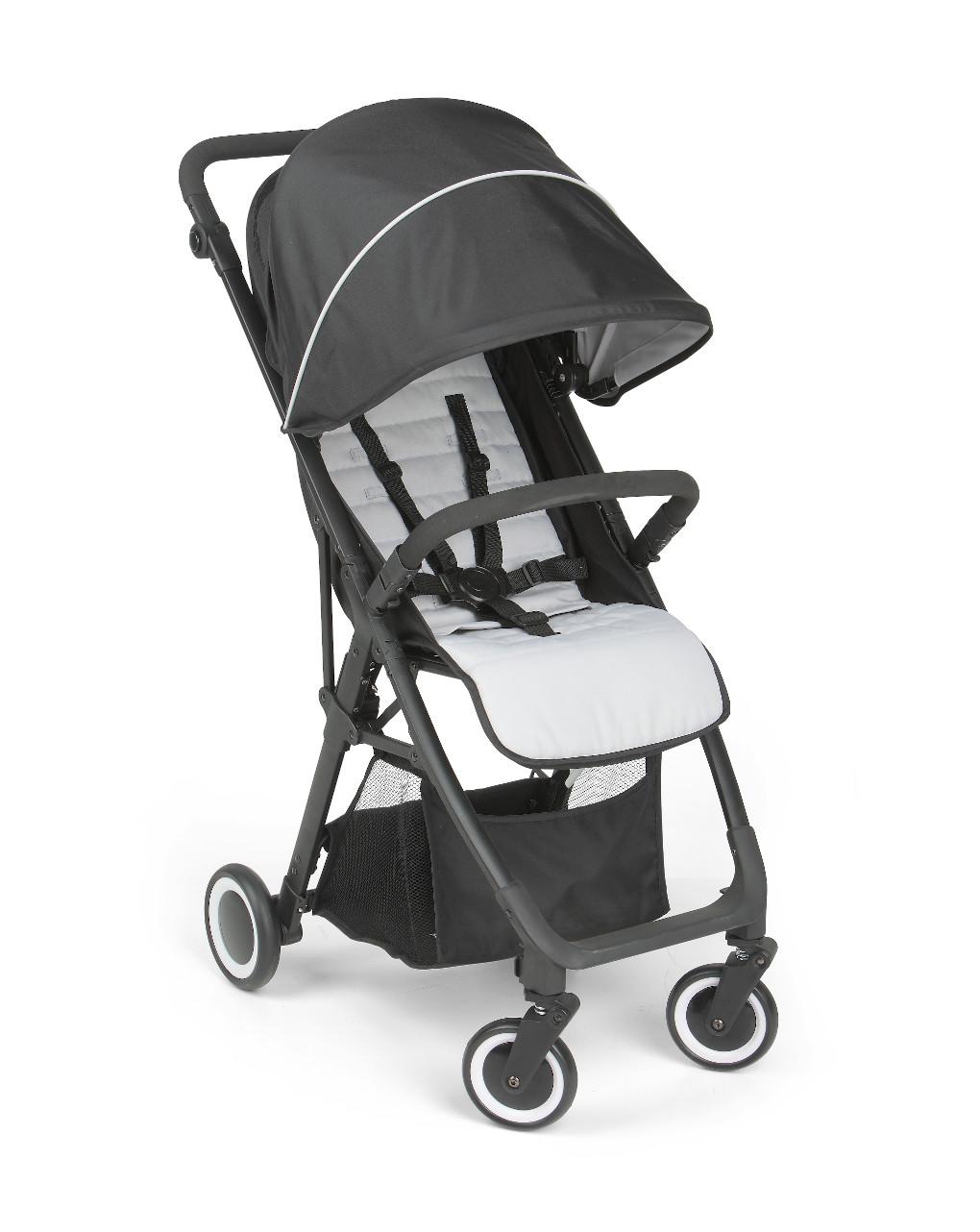 silla de paseo manhattan dark grey