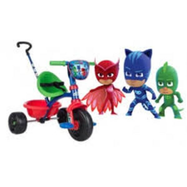 TRICICLO BE MOVE PJ MASK - Smoby