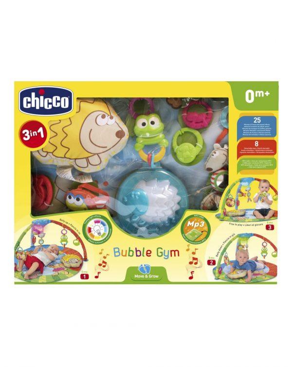 Gimnasio de actividades Bubble Gym (0 m+) - Chicco