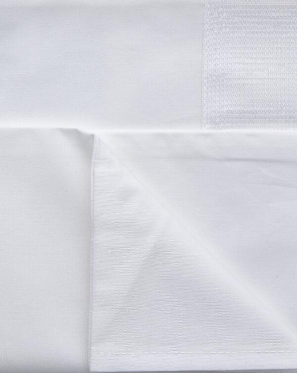 Juego de sábanas 3 piezas con bordado para cuna/capazo - Prénatal