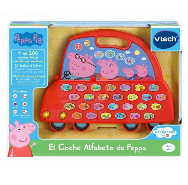 VTECH - EL AUTO ALFABETO DE PEPPA - Vtech