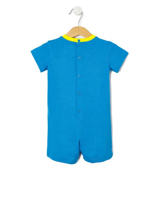 Pijama entero con estampado de papagayo - Prénatal