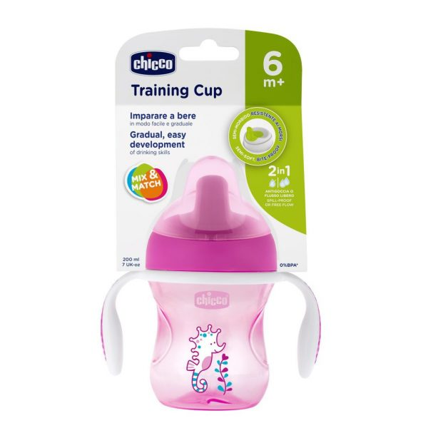 TAZA TRAINING CUP +6M - Chicco