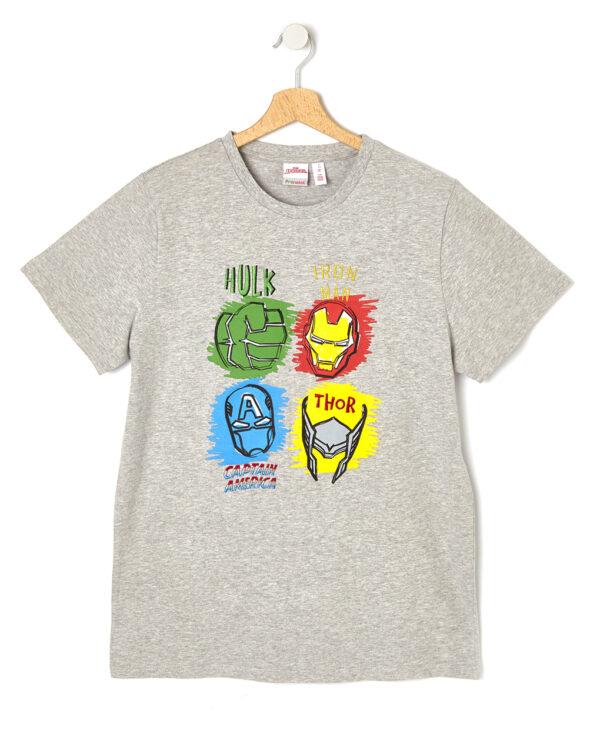 Camiseta Los Vengadores para papá - Prénatal