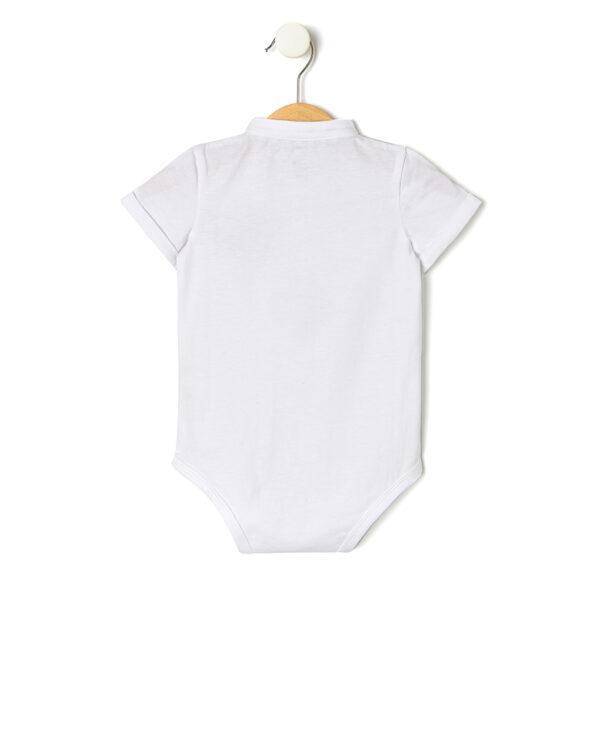 Body de algodón elegante - Prénatal