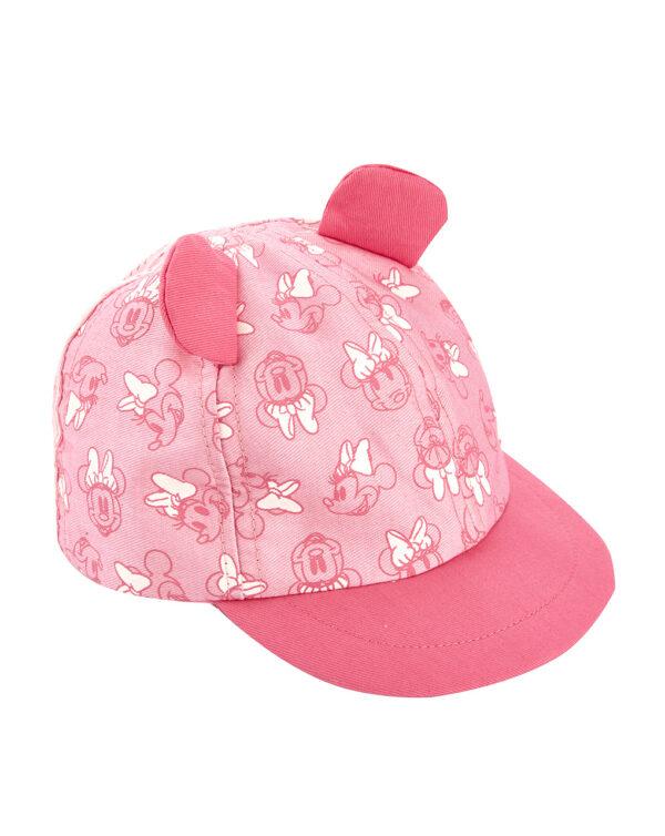 Gorra de béisbol con estampado de Minnie all over - Prénatal