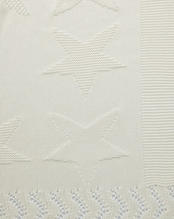 Chal de punto de algodón - Prénatal