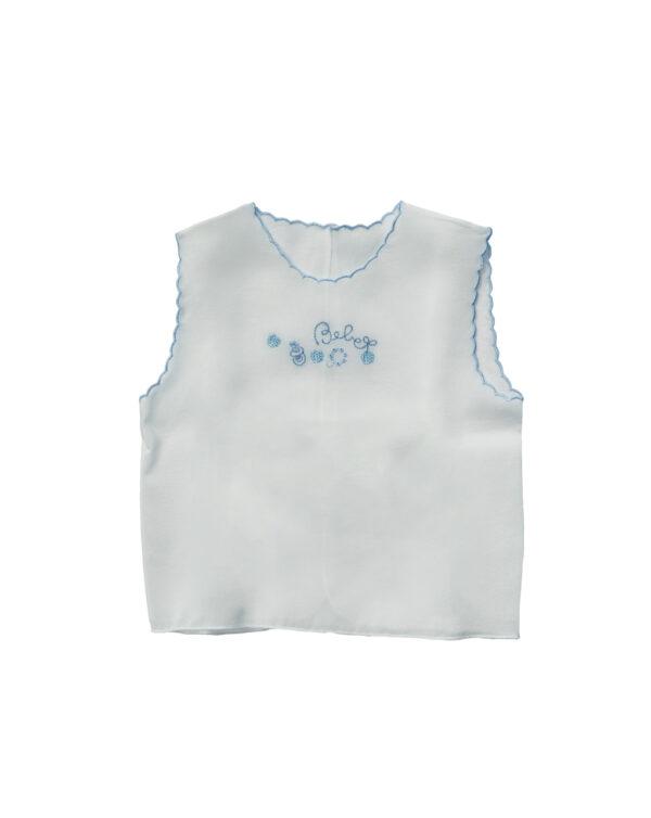 Camisola de seda niño - Prénatal