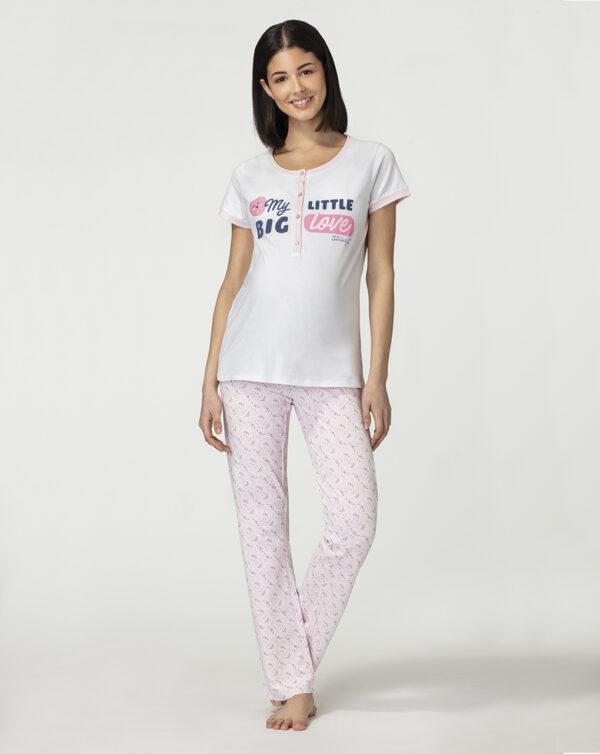 Pijama de lactancia - MR. WONDERFUL - MR. WONDERFUL