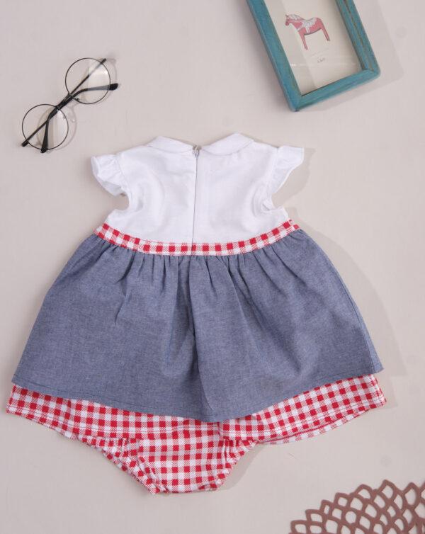 Vestido bicolor niña «Lovely» - Prénatal