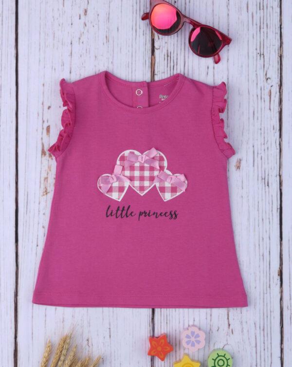 """Camiseta de tirantes de niña """"Little Princess"""" - Prénatal"""