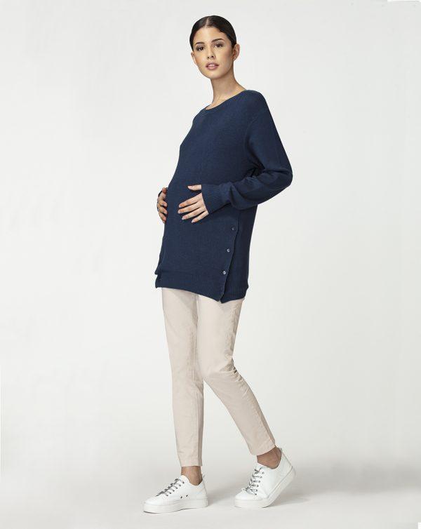 Suéter premamá con camiseta - Prénatal