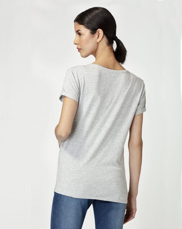 Camiseta de lactancia estampada - Prénatal