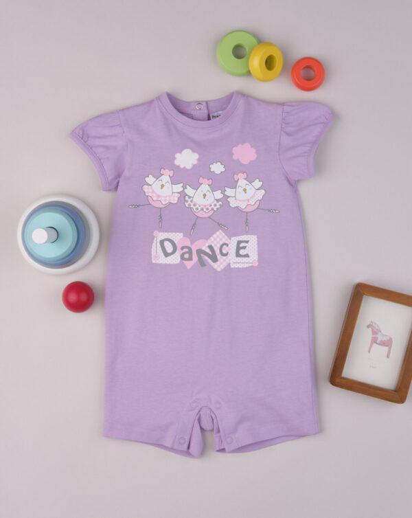 Pijama de niña «Dance» - Prénatal