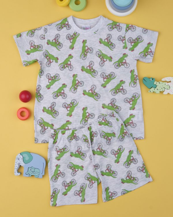 "Pack de 2 pijamas de niño ""Dinosaurios"" - Prénatal"