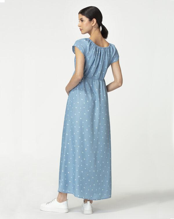Vestido premamá con estampado de flores - Prénatal