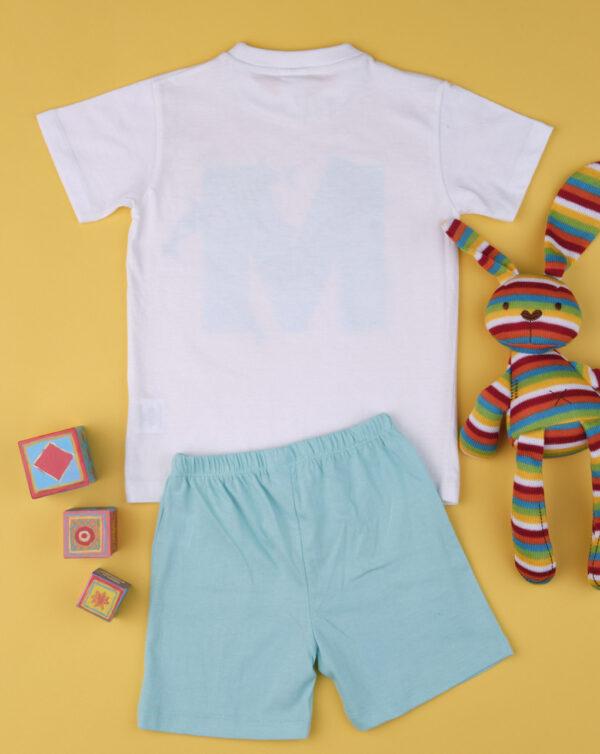 Pack de 2 conjuntos de niño «Delfino Small» - Prénatal