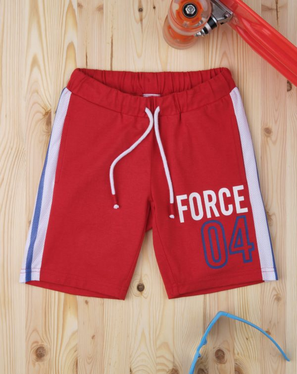 "Pantalones cortos de niño ""Force 04"" - Prénatal"