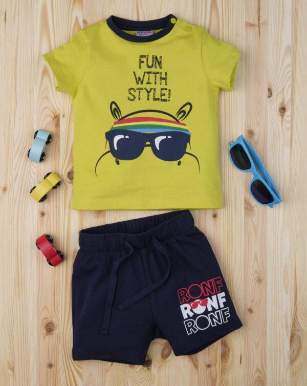 "Conjunto de niño ""Fun with Style"" - Prénatal"
