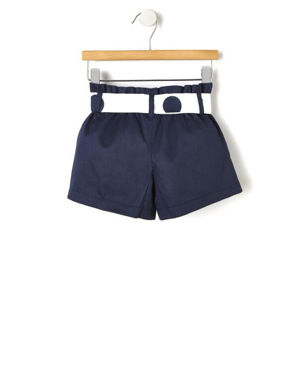 Pantalones cortos de satén - Prénatal