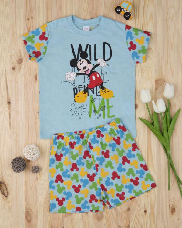 Pijama de niño «Micky Mouse» - Prénatal