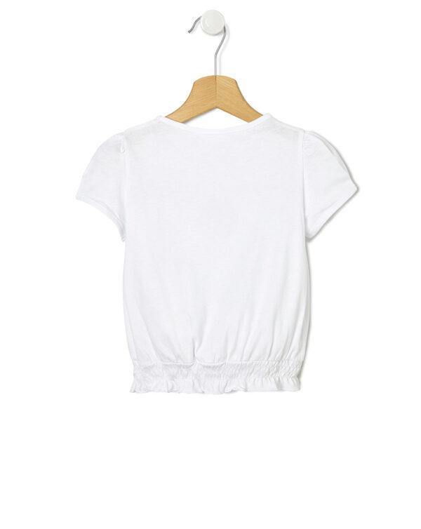 Camiseta con estampado brillante - Prénatal