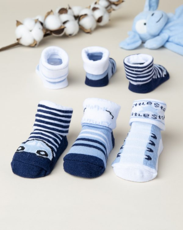 Pack 3 calcetines de niño - Prénatal