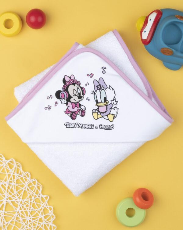 "Albornoz de niña ""Mickey & Friends"" - Prénatal"
