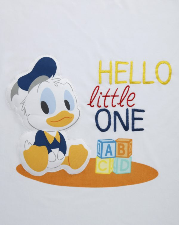 Manta Pato Donald - Prénatal