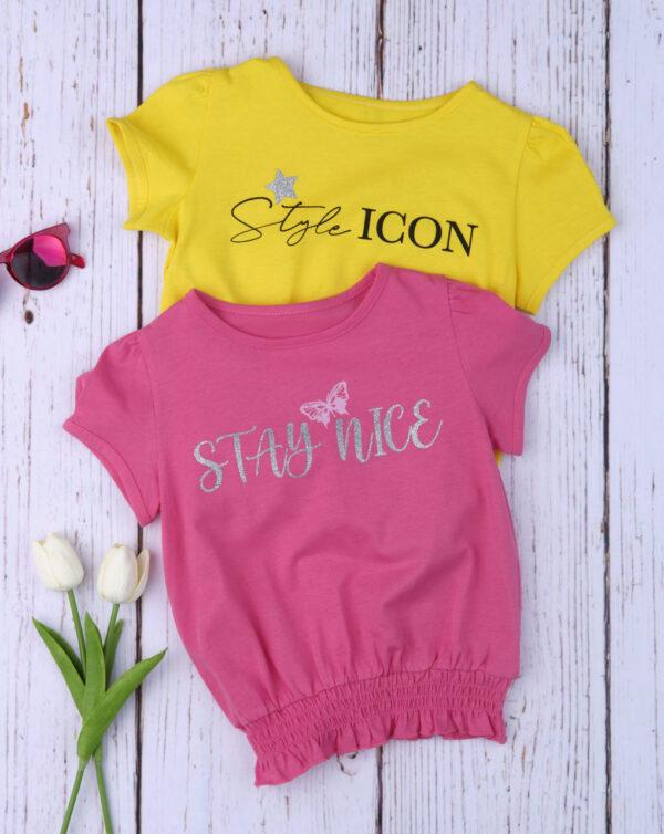 "Camiseta de niña ""Style Icon"" - Prénatal"
