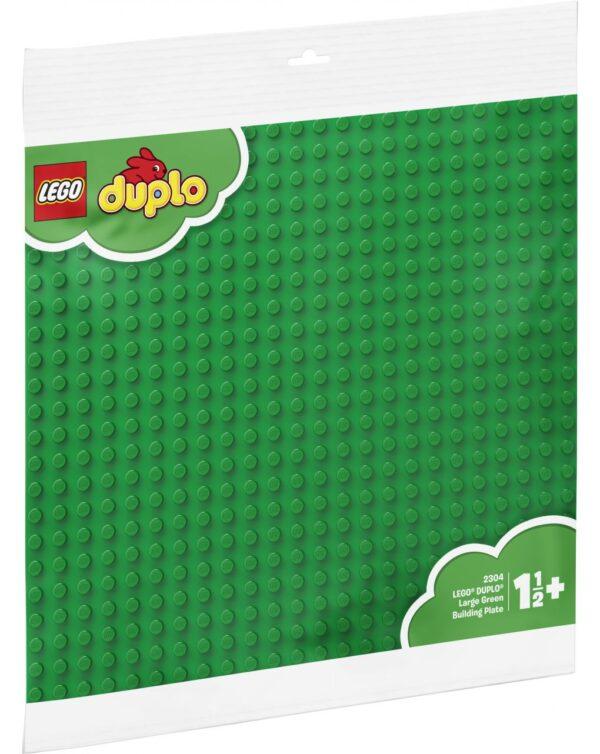 DUPLO - BASE VERDE LEGO® - 2304 - Lego