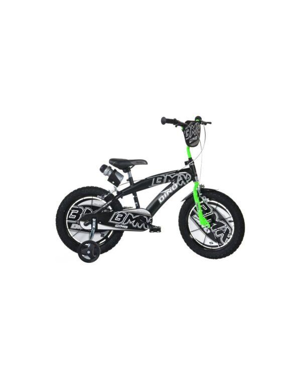 """BICICLETA BMX DE NIÑO 14"""" - DINOBIKES"""