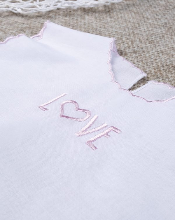"""Camisola de niña """"Love Rosa"""" - Prenatal 2"""