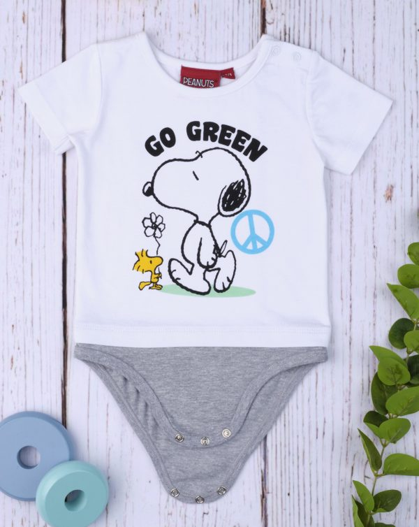 """Bodi de niño """"Go Snoopy"""" - Prenatal 2"""