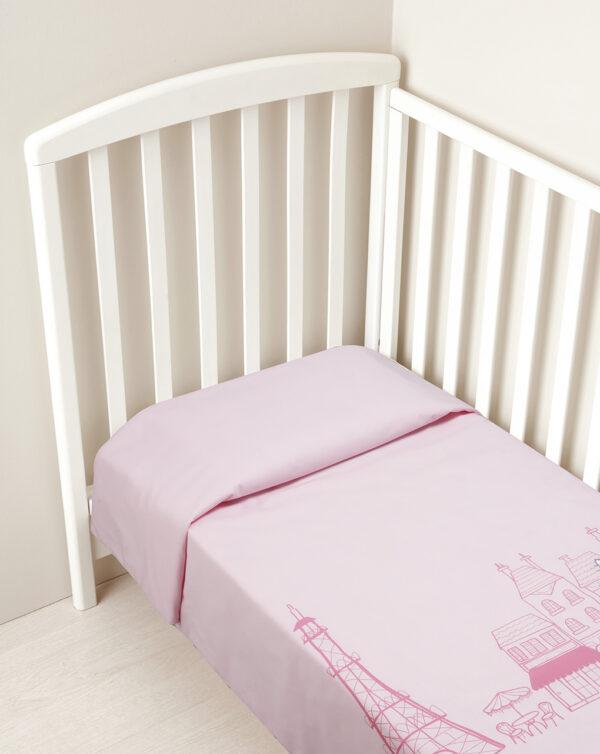 Manta de cuna con estampado de Aristogatos - Prenatal 2